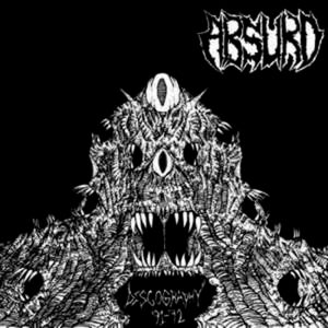 ABSURD _  Discography '91-'92