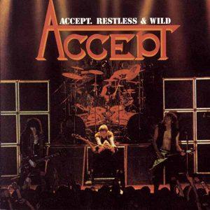 ACCEPT (German)_Restless & Wild