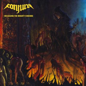 CONJURE (Ecuador)_Releasing the Mighty Conjure