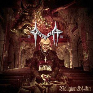DEMENCIA _ Religion of Sin   A.R. 002-12 (CD)