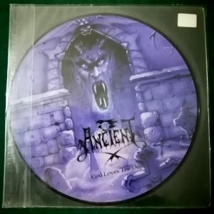 ANCIENT – God Loves The Dead
