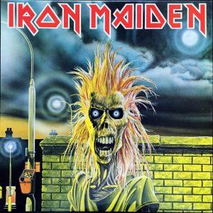 IRON MAIDEN _ Iron Maiden