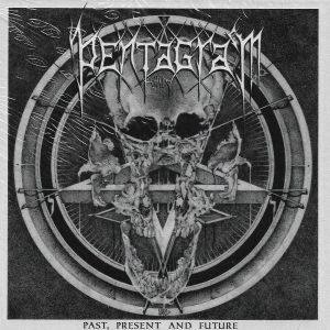 PENTAGRAM _ Past, Present and Future (Digipack)