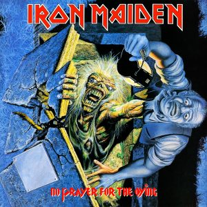 IRON MAIDEN_ No Prayer for the Dying