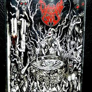 DARK GOD – Cremation of the Saint