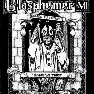 BLASPHEMER Zine  Issue #7