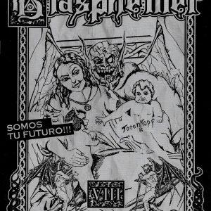 BLASPHEMER Zine  Issue #8