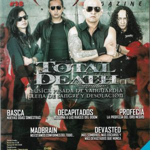 DARKNESS _ Magazine #28